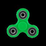fidget-spinner-green